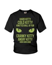 Hard Kitty Cold Kitty funny T-shirt Youth T-Shirt thumbnail