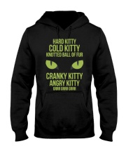 Hard Kitty Cold Kitty funny T-shirt Hooded Sweatshirt thumbnail
