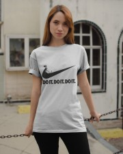 DO-DO-IT Classic T-Shirt apparel-classic-tshirt-lifestyle-19