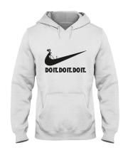 DO-DO-IT Hooded Sweatshirt thumbnail