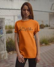 Cat paw T-shirt Classic T-Shirt apparel-classic-tshirt-lifestyle-18