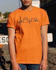 Cat paw T-shirt Classic T-Shirt apparel-classic-tshirt-lifestyle-29