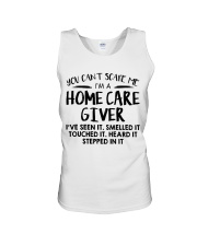 HOME CARE GIVER Unisex Tank thumbnail