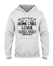 HOME CARE GIVER Hooded Sweatshirt thumbnail