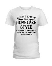 HOME CARE GIVER Ladies T-Shirt thumbnail