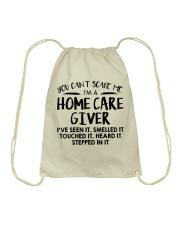 HOME CARE GIVER Drawstring Bag thumbnail