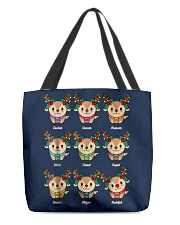 For Christmas All-over Tote front