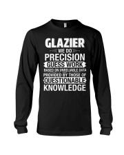 Glazier - We Do Precision Long Sleeve Tee thumbnail
