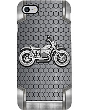 BIKER Phone Case i-phone-8-case