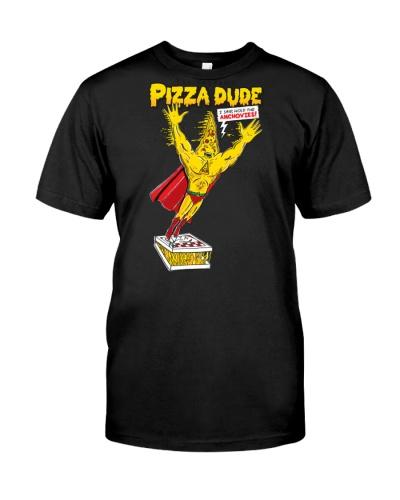 The Supreme Pizza Dude