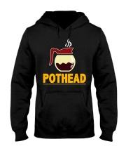 POTHEAD  Coffee Lover- Asst Colors - Unisex Hoodie Hooded Sweatshirt tile