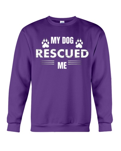 Rescue Dog T-shirt for men women kids