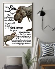 Dinosaurs Grandson Poster 11x17 Poster lifestyle-poster-1