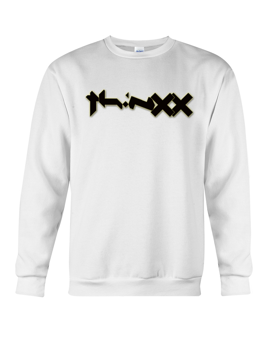 ThiNXx - 2018 Logo Black Crewneck Sweatshirt