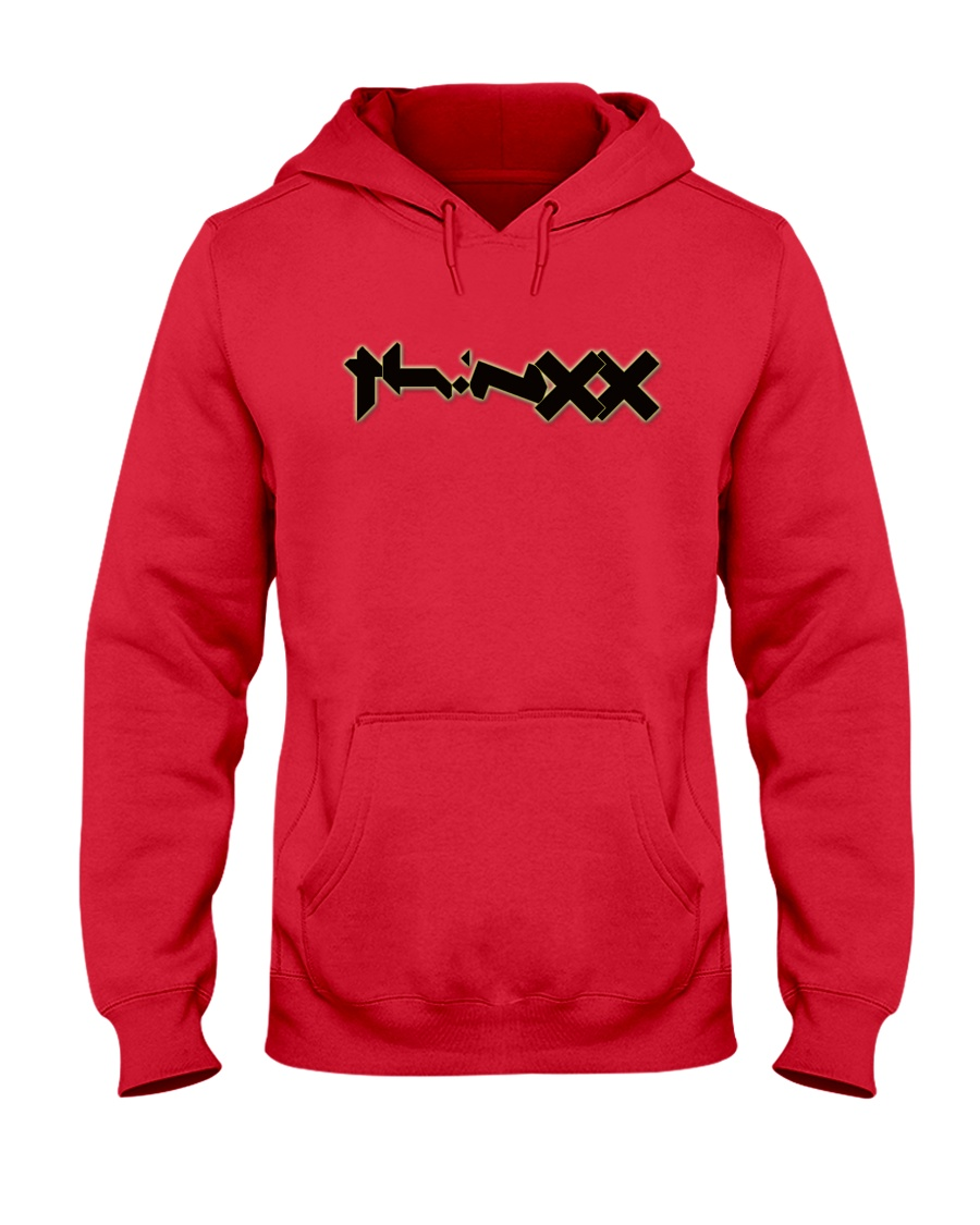 ThiNXx - 2018 Logo Black Hooded Sweatshirt