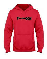 ThiNXx - 2018 Logo Black Hooded Sweatshirt front
