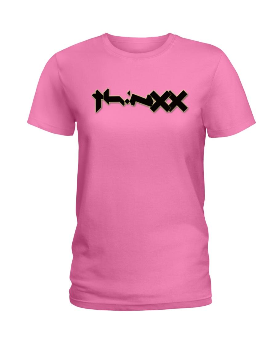 ThiNXx - 2018 Logo Black Ladies T-Shirt