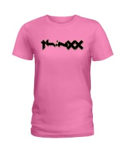 ThiNXx - 2018 Logo Black Ladies T-Shirt front