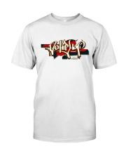 do hiphop Official Apparel Range 2018 Classic T-Shirt thumbnail
