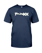 ThiNXx - 2018 Logo White Classic T-Shirt front