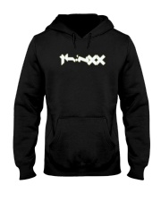 ThiNXx - 2018 Logo White Hooded Sweatshirt thumbnail