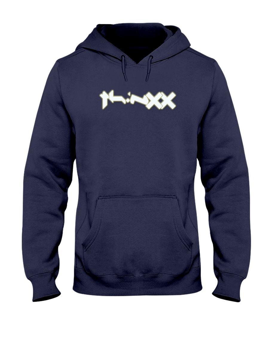ThiNXx - 2018 Logo White Hooded Sweatshirt