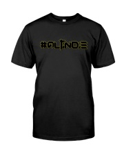 ALTiNDIE - ThiNXx - Black Classic T-Shirt front