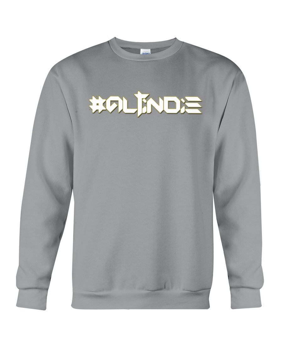 ALTiNDIE - ThiNXx - White Crewneck Sweatshirt