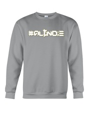 ALTiNDIE - ThiNXx - White Crewneck Sweatshirt front