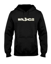 ALTiNDIE - ThiNXx - White Hooded Sweatshirt thumbnail