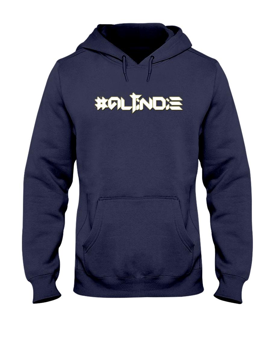 ALTiNDIE - ThiNXx - White Hooded Sweatshirt