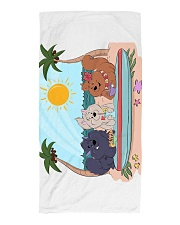ChowChow Beach Towel Beach Towel front