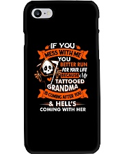 Don't You Mess With Me  Phone Case thumbnail