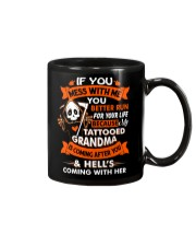 Don't You Mess With Me  Mug thumbnail