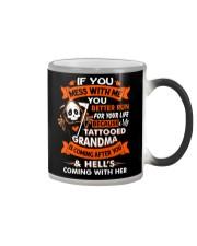 Don't You Mess With Me  Color Changing Mug thumbnail