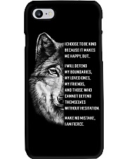 Wolf Lovers Phone Case thumbnail