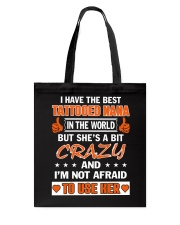 Perfect Gift For Your Grandchildren Tote Bag tile