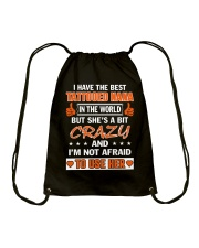Perfect Gift For Your Grandchildren Drawstring Bag thumbnail