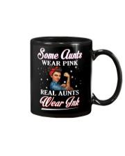 REAL AUNTS WEAR INK Mug thumbnail
