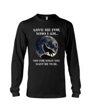 Wolf Lovers Long Sleeve Tee thumbnail