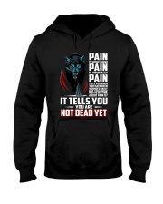Wolf Lovers Hooded Sweatshirt thumbnail