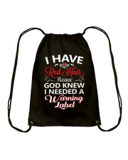 GREAT GIFT IDEA FOR YOU OR A LOVE ONE Drawstring Bag thumbnail