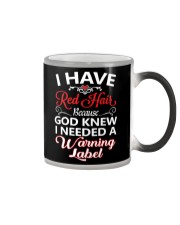 GREAT GIFT IDEA FOR YOU OR A LOVE ONE Color Changing Mug thumbnail
