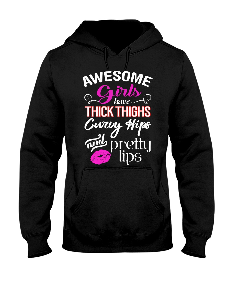 AWESOME GIRLS Hooded Sweatshirt