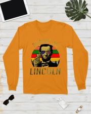 Limited Edition Long Sleeve Tee lifestyle-unisex-longsleeve-front-6