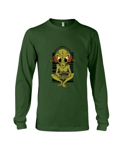 Alien Gamer T-shirt