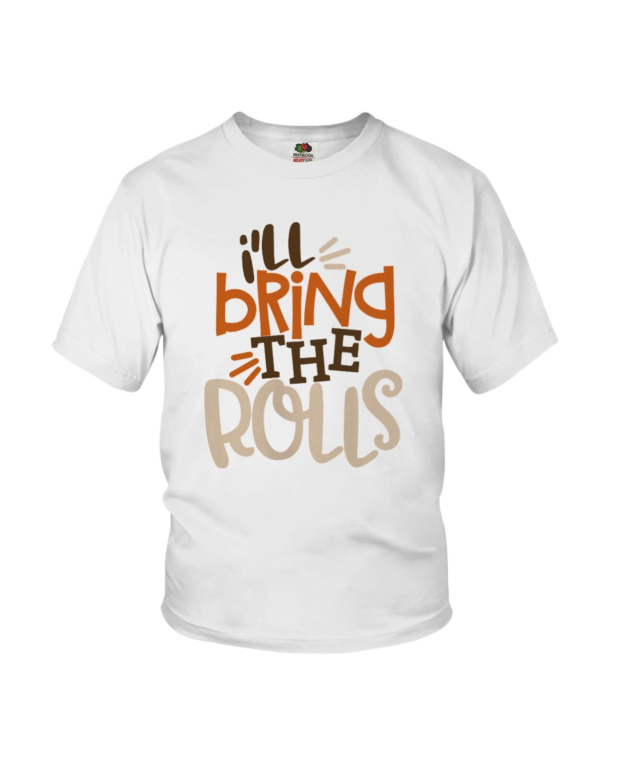 TB0509 - Baby Funny Thanksgiving Youth T-Shirt