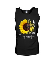 TB0509 - It's beautiful day to save lives Unisex Tank thumbnail