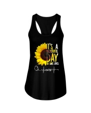 TB0509 - It's beautiful day to save lives Ladies Flowy Tank thumbnail
