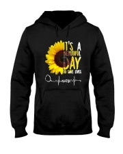 TB0509 - It's beautiful day to save lives Hooded Sweatshirt thumbnail